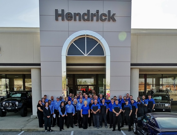 About Hendrick Chrysler Jeep Fayetteville Fort Bragg Nc Dealership