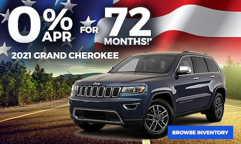 0% Financing for 72 Months