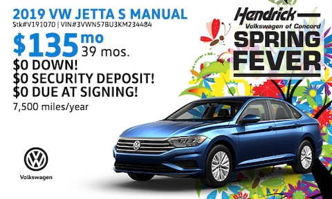 March VW Jetta Special