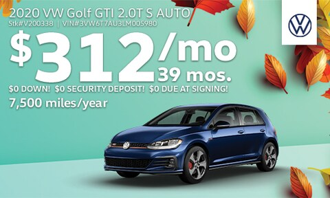 Golf GTI Special 1