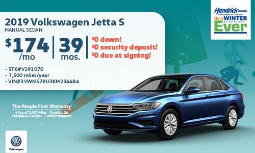 Volkswagen Lease Specials >> New Volkswagen Specials In Concord Nc Vw Lease Deals Near