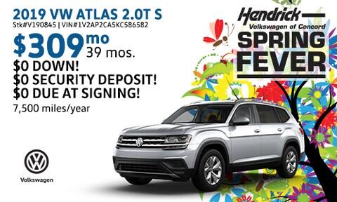 March VW Atlas Special