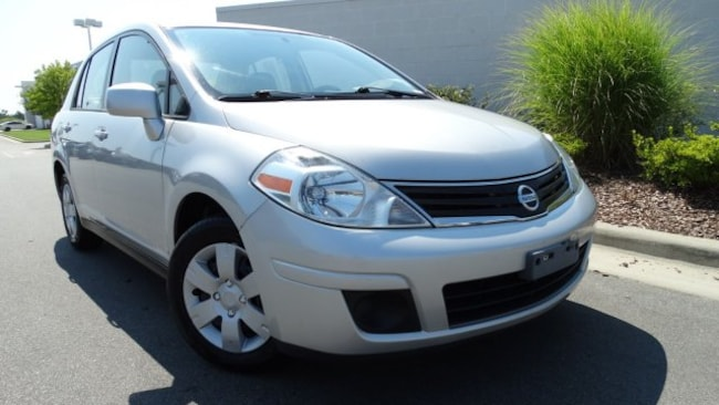 Used 2011 Nissan Versa 1.8S Sedan for sale in Cary, NC