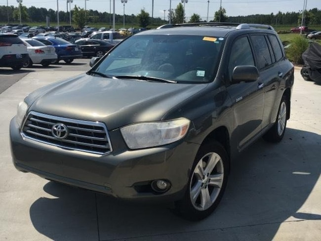 Used 2010 Toyota Highlander Limited V6 SUV for sale in Cary, NC