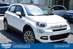 New 2018 FIAT 500X LOUNGE FWD Sport Utility 1604670 for sale near Raleigh, NC