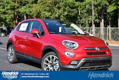 New 2018 FIAT 500X TREKKING FWD Sport Utility 180698 for sale in Cary, NC