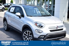 New 2018 FIAT 500X TREKKING FWD Sport Utility 160463 for sale in Cary, NC