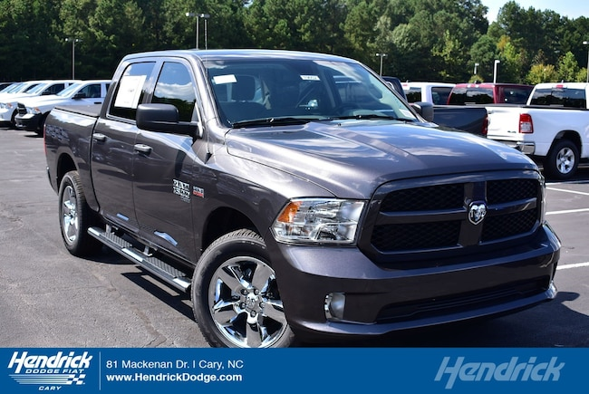 New 2019 Ram 1500 Crew Cab For Sale In Cary Nc Near Raleigh