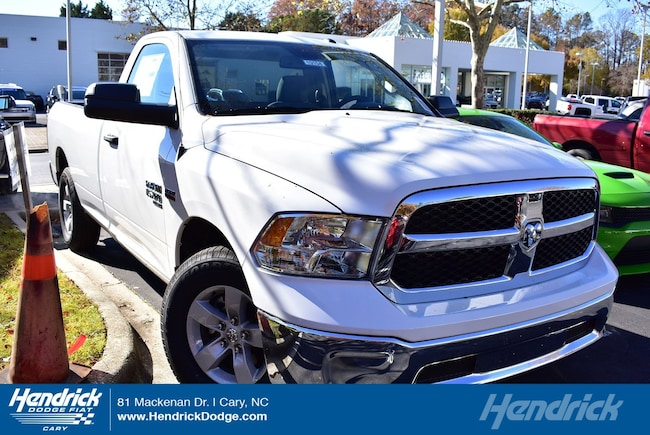 New 2019 Ram 1500 CLASSIC TRADESMAN REGULAR CAB 4X2 8' BOX Regular Cab in Cary, NC