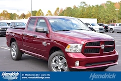 New 2019 Ram 1500 CLASSIC EXPRESS QUAD CAB 4X2 6'4 BOX Quad Cab 19160 for sale in Cary, NC