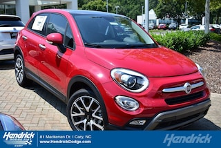 New 2018 FIAT 500X TREKKING FWD Sport Utility 1604680 for sale in Cary, NC