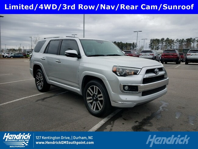 2014 4runner For Sale >> Used 2014 Toyota 4runner For Sale At Honda Of El Cerrito Vin