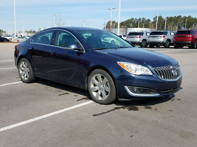 2016 Buick Regal 4dr Sdn Turbo FWD Sedan