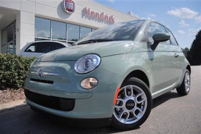 Hendrick Alfa Romeo FIAT Of Cary The Incredible Lease Deal - Lease fiat 500