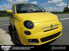 New 2017 FIAT 500 POP Hatchback Concord, NC