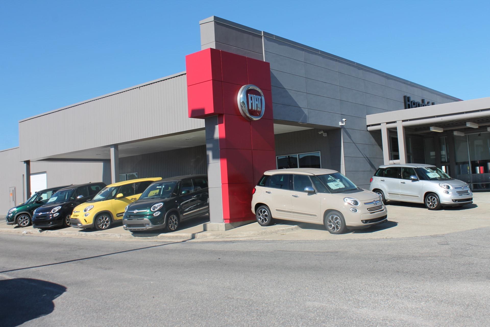 Hendrick Alfa Romeo Fiat Of Fayetteville New FIAT Dealership In - Where is the nearest fiat dealership