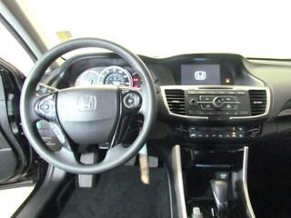 Certified Pre-Owned 2017 Honda Accord Sedan LX Sedan P10848 for sale in Greenville, NC