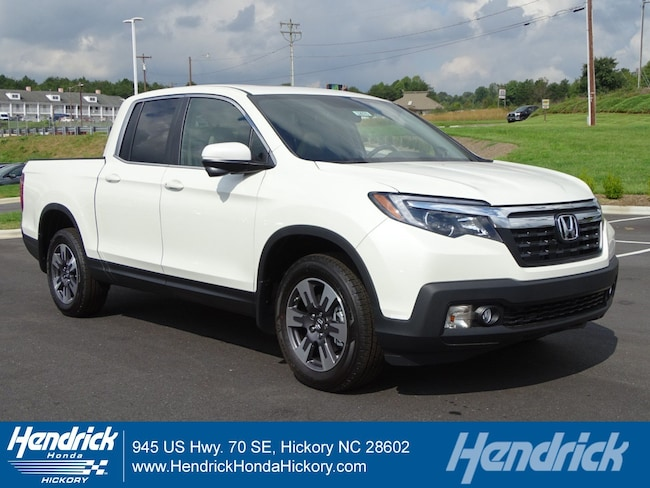 New 2019 Honda Ridgeline RTL-T Pickup 32876 for sale in Hickory, NC