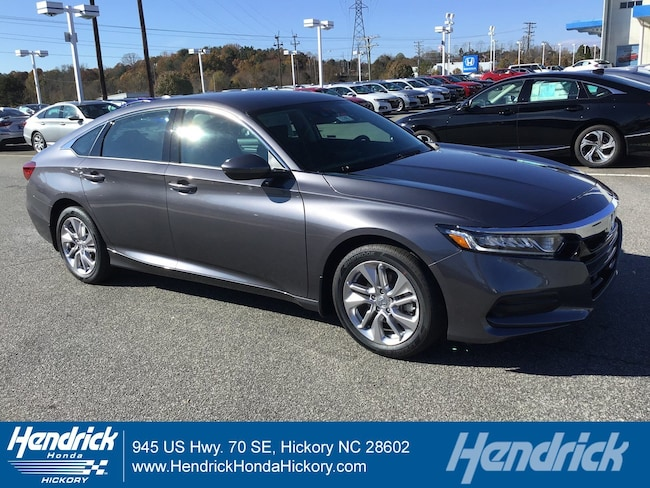 New 2019 Honda Accord LX 1.5T Sedan 33867 for sale in Hickory, NC