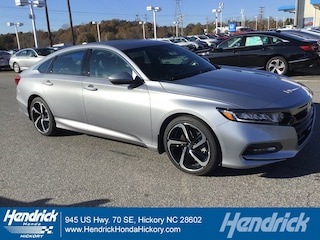 New 2019 Honda Accord Sport 1.5T Sedan 33663 for sale in Hickory, NC