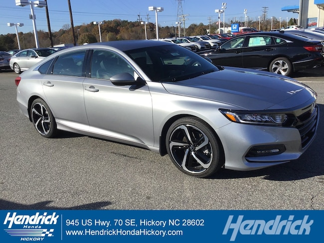 New 2019 Honda Accord Sport 1.5T Sedan 33547 for sale in Hickory, NC