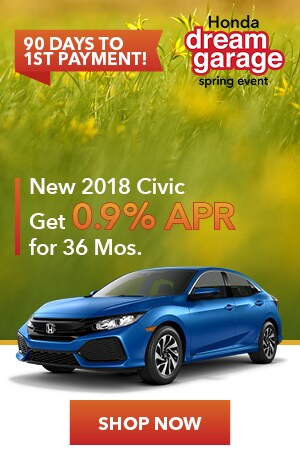 New 2018 Civic