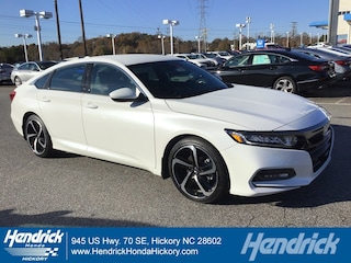 New 2019 Honda Accord Sport 1.5T Sedan 33544 for sale in Hickory, NC