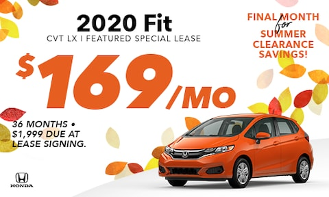 2020 Fit Lease