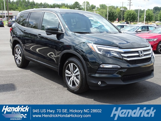 New 2018 Honda Pilot EX SUV 32618 for sale in Hickory, NC