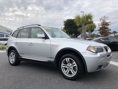 Pre-Owned 2006 BMW X3 3.0i SUV 182047B in Charlotte