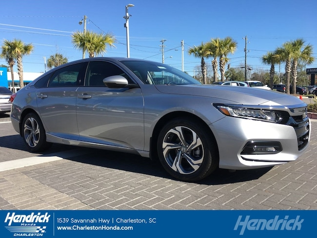 2019 Honda Accord EX-L 1.5T Sedan