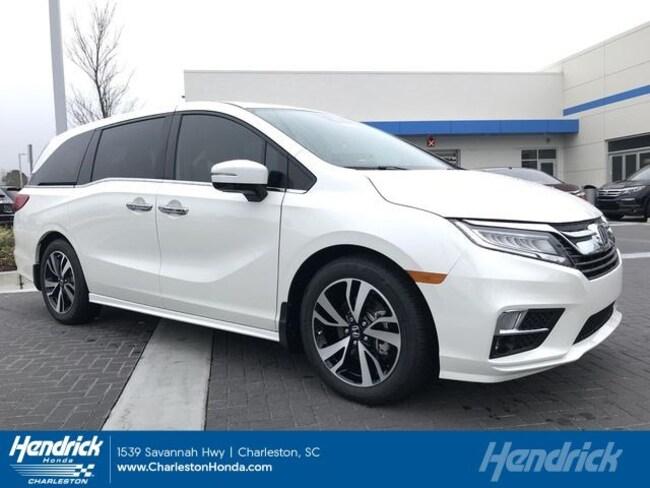 2019 Honda Odyssey Elite Minivan