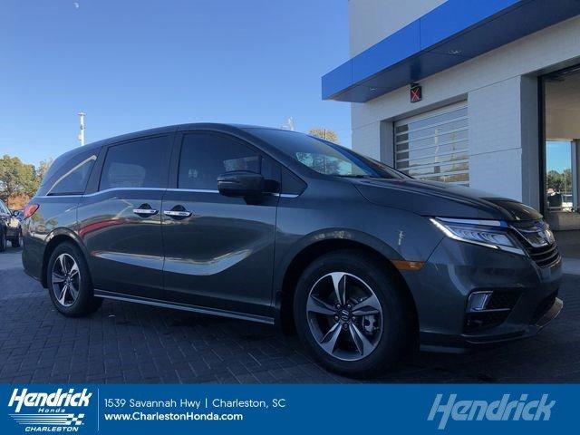 2019 Honda Odyssey Touring Minivan