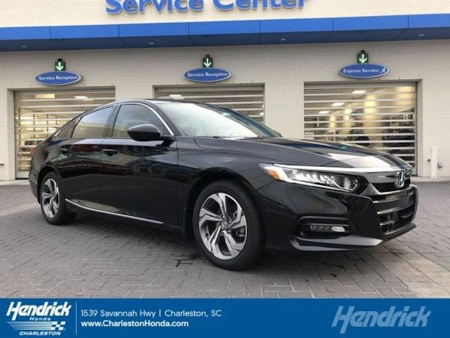 2018 Honda Accord EX 1.5T Sedan