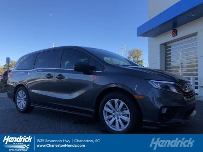 2019 Honda Odyssey LX Minivan
