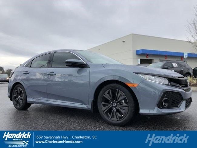 2019 Honda Civic EX-L Navi Hatchback