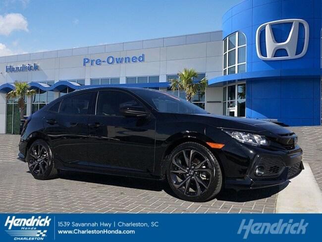2017 Honda Civic Hatchback Sport Hatchback