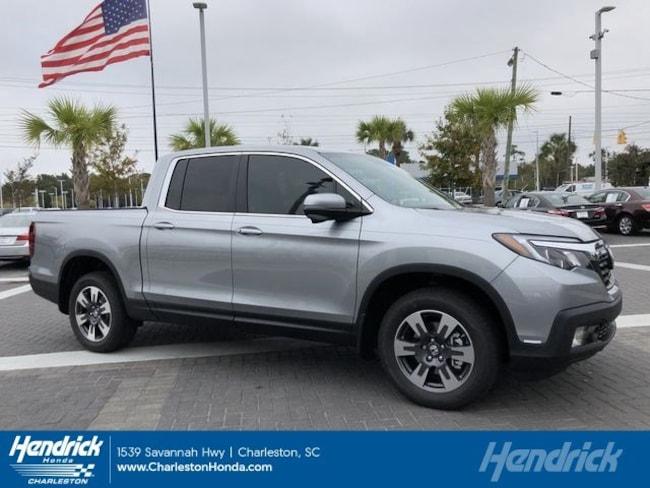 2019 Honda Ridgeline RTL-T Pickup