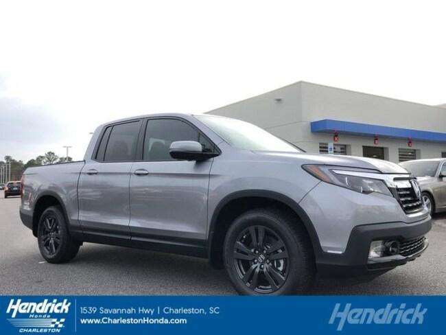 2019 Honda Ridgeline Sport Pickup