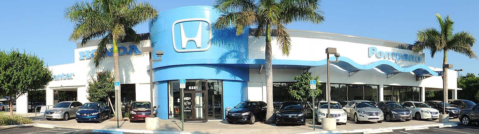 At Hendrick Honda ...