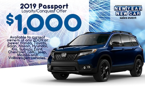 2019 Passport Loyalty Offer - Jan  2020