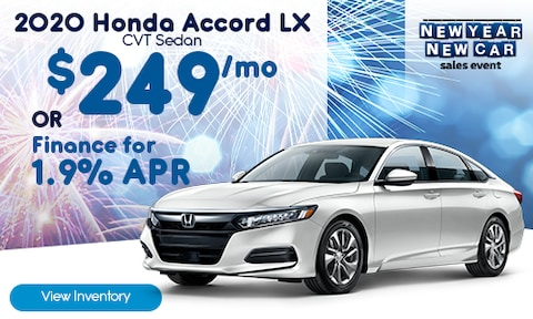 2020 Accord Offer - Jan  2020