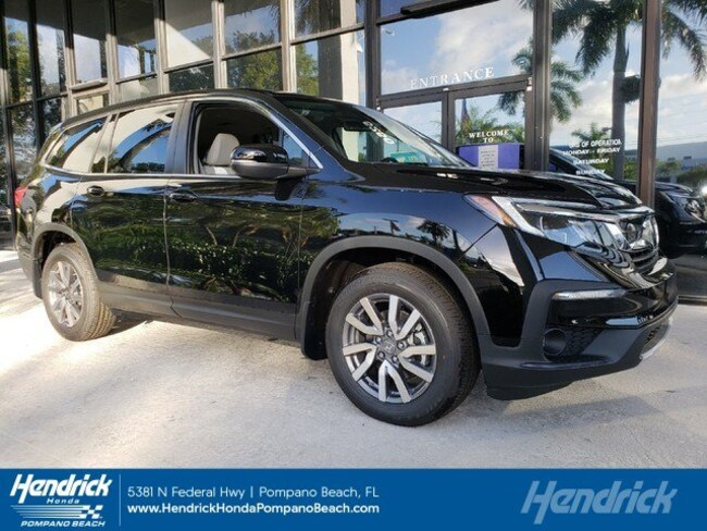 2019 Honda Pilot EX-L SUV