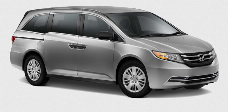 Honda Odyssey Sale   Lease Deals U0026 Specials