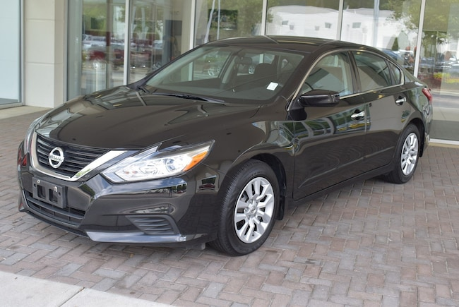 Used 2017 Nissan Altima 2.5 S Sedan for sale in Cary, NC
