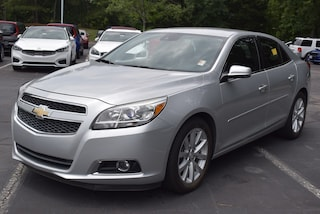 Used 2013 Chevrolet Malibu LT Sedan MF241868 for sale in Cary, NC