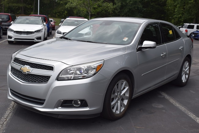 Used 2013 Chevrolet Malibu LT Sedan for sale in Cary, NC