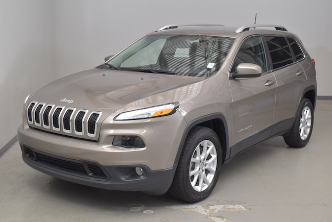 Used 2016 Jeep Cherokee Latitude SUV for sale in Cary, NC