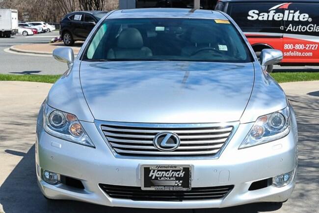 2011 lexus ls 460 recalls