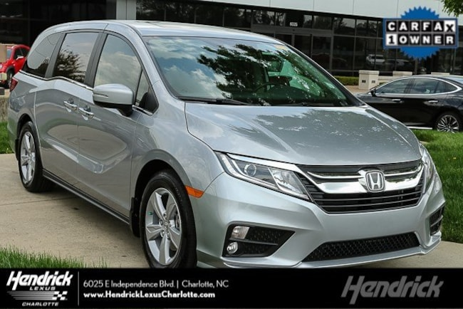 a3b1e887bb Used 2019 Honda Odyssey For Sale at Hendrick Lexus Charlotte